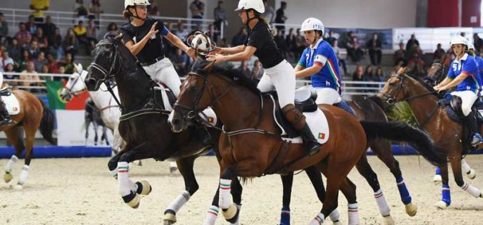 Ponte de Lima recebe o Campeonato da Europa de Horseball 2019