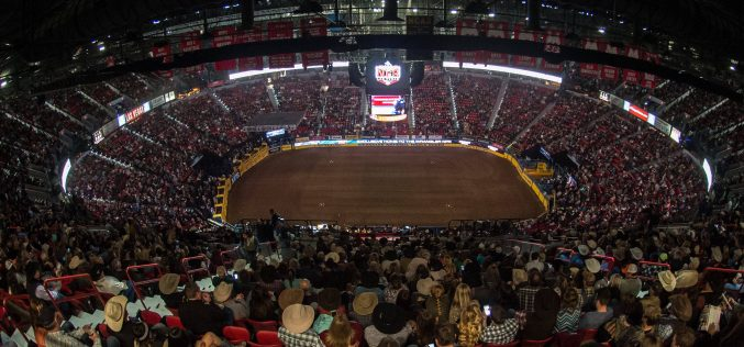 Las Vegas 2020 : Regressa ao Thomas & Mack Center