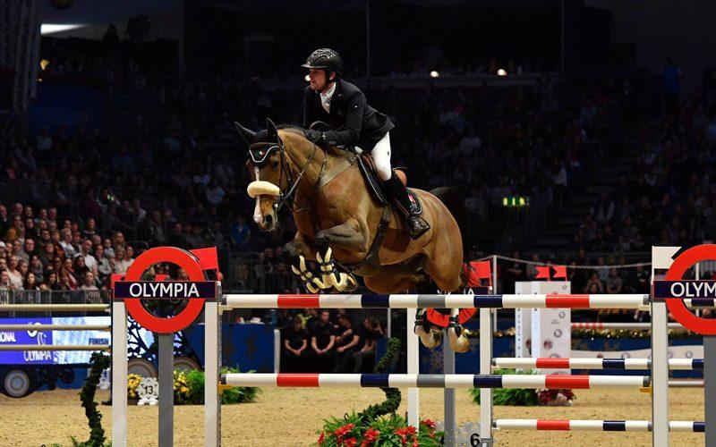 Darragh Kenny foi rei em Olympia – Rodrigo Almeida em 8º lugar (VÍDEO)