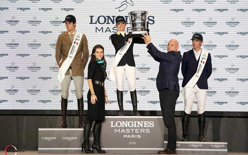 Longines Paris Masters: Australiana Edwina Tops-Alexander vence Grande Prémio (VÍDEO)