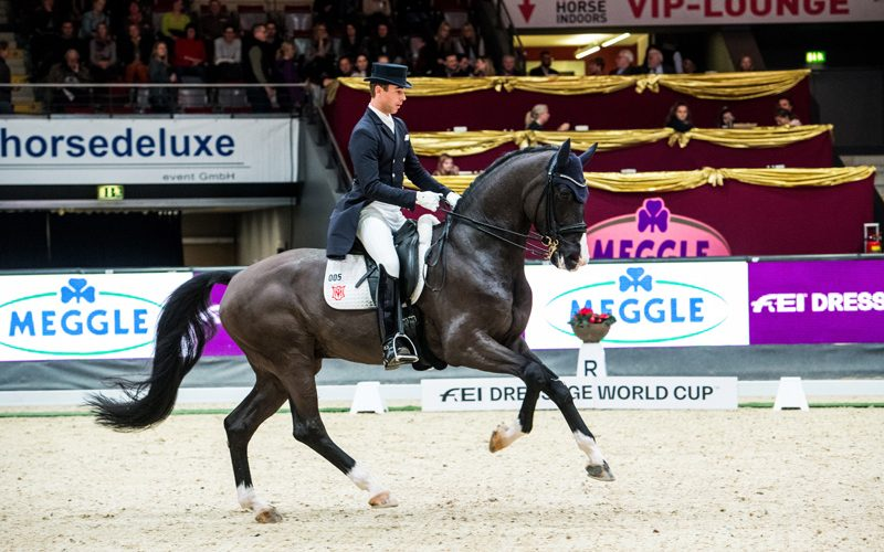 Germany's Werndl secures spectacular win in Salzburg