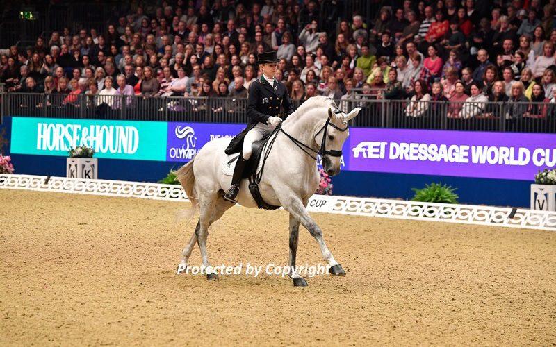 CDI-W Mechelen: Maria Caetano Couceiro em 4º lugar no Grande Prémio (VÍDEO)