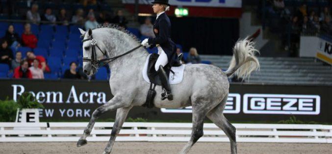 CDI-W Londres: Maria Caetano conquista 7º lugar no Grande Prémio de Olympia