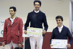 Hugo Carvalho conquista Platina do 2º Torneio Equestre de Outono