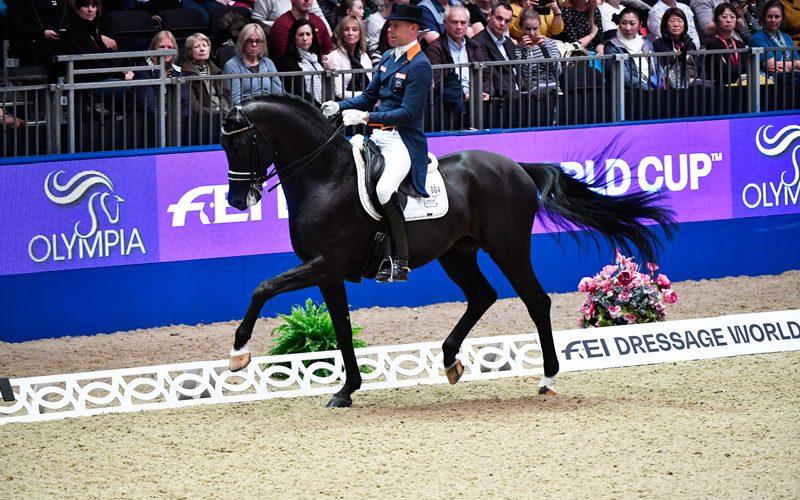Dream win for Hans Peter Minderhoud