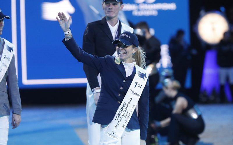 Edwina Tops-Alexander conquista o Super Grande Prémio de Praga (VÍDEO)
