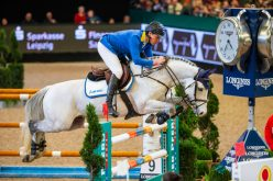 Awesome Ahlmann scores again at Longines leg in Leipzig (VIDEO)