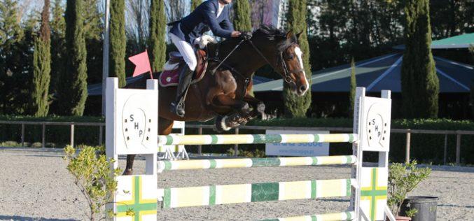 """Concurso de Saltos """"C"""" na SHP junta mais de 170 atletas"""