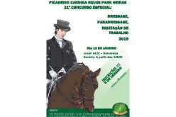 21º Concurso Especial Equitação – 13 de Janeiro