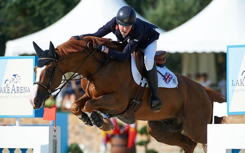 FEI retira Ouro por doping à Grã Bretanha