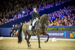 Isabell Werth segue dominando o Ranking Mundial de Dressage