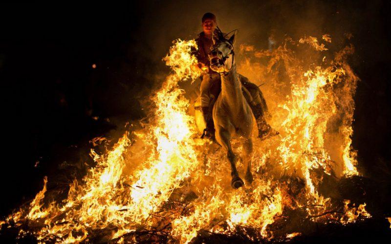 A tradição espanhola de Ano Novo