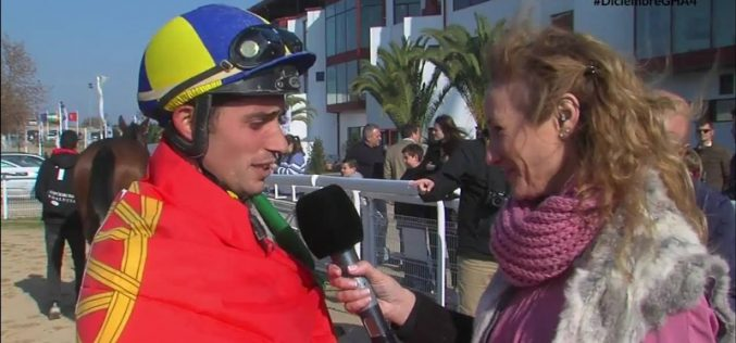 Luso Ricardo Sousa sagra-se campeão espanhol de Jockeys