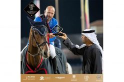 CSI4* Abu Dhabi: Shane Breen repete triunfo – Luís Sabino Gonçalves em 11º em Abu Dhabi (VÍDEO)