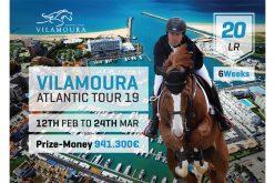 Arranca hoje a 17ª edição do Vilamoura Atlantic Tour