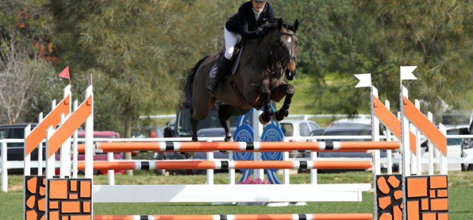 Vilamoura Atlantic Tour 2019: Britânicos dominaram as provas de cavalos novos