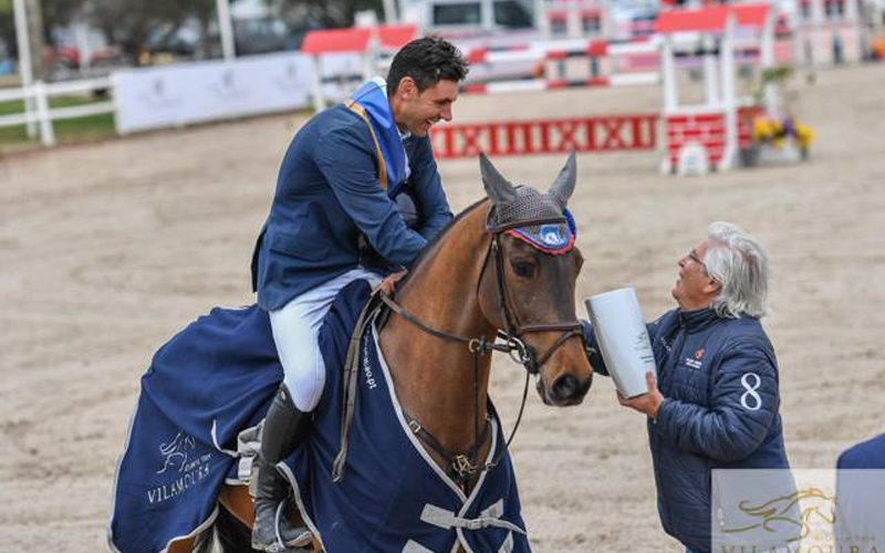 Vilamoura Atlantic Tour 2019: Italiano Roberto Turchetto conquista o primeiro Grande Prémio