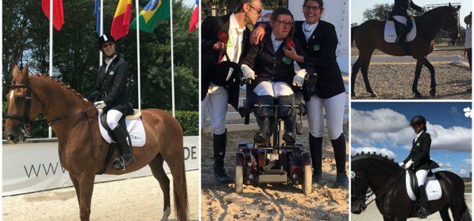 Concursos Internacionais, realizados em Portugal, excluem atletas com deficiência