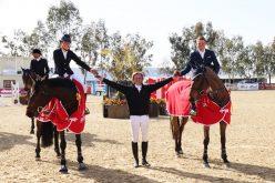 Adeline Hecart e Guillaume Batillat partilham o primeiro lugar no Grande Prémio em Sevilha
