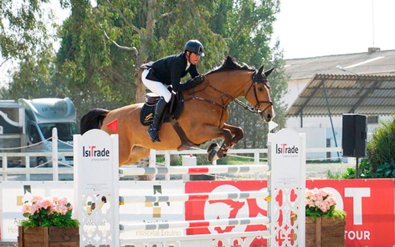 CSIYH* Sevilla: Mário Wilson Fernandes vence a final dos cavalos de 7 Anos