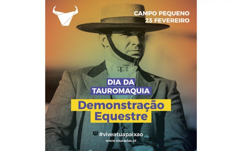 Dia da Tauromaquia recebe Campeão Mundial de Equitação de Trabalho ao som do Fado