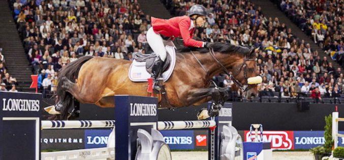 It's not going to be easy for Beezie in Gothenburg