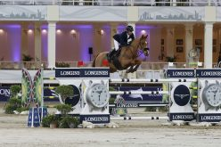 Epaillard's Joy After Victory in Opening LGCT Grand Prix of 2019