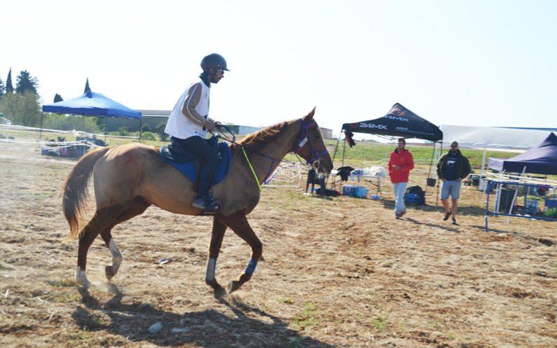 CEI** 120kms: André Caeiro sobe ao segundo lugar do pódio em Badajoz