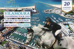 Siga em directo o Vilamoura Champions Tour 2019