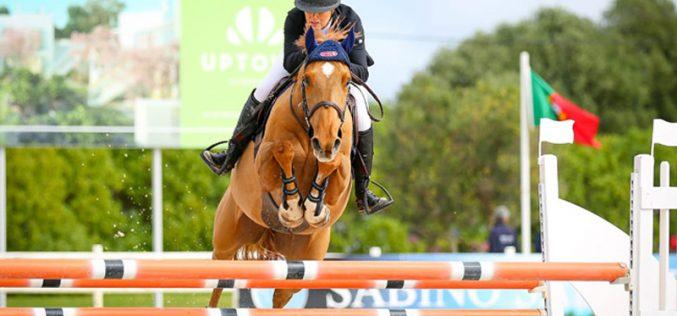 Laura Renwick brilha nas finais de cavalos novos na European Cup 2019 em Vilamoura