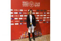 Nathalie Sousa conquista medalha de ouro nos Jogos Mundiais Special Olympics