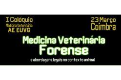 Colóquio sobre Medicina Veterinária Forense
