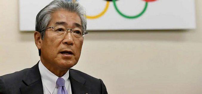 COI: Tsunekazu Taked convidado a sair