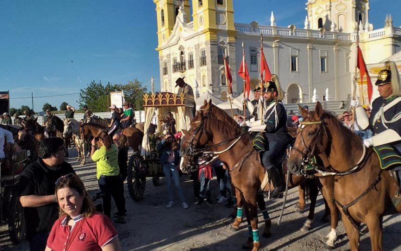 150 quilómetros a cavalo para cumprir a tradição (VÍDEO)