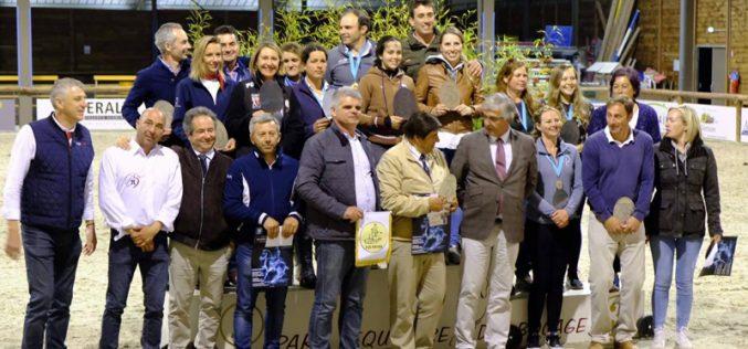Equitação de Trabalho: Portugal e França partilham o primeiro lugar do pódio por equipas