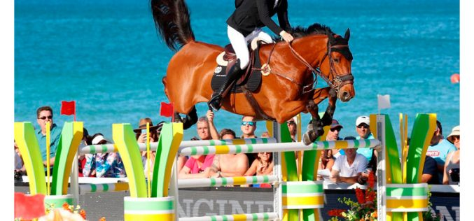 Devos dominates in Breathtaking LGCT Grand Prix of Miami Beach (VIDEO)