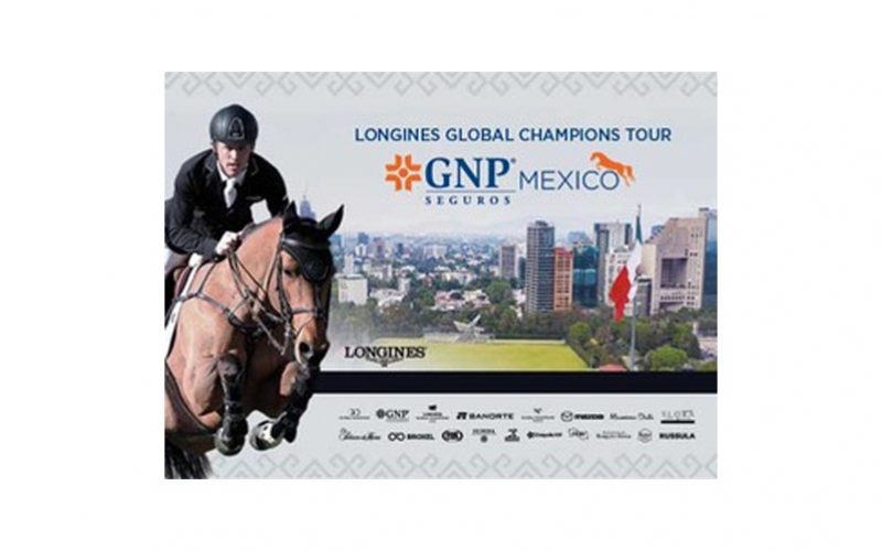 Top Athletes in Town as LGCT Mexico City Reaches New Heights