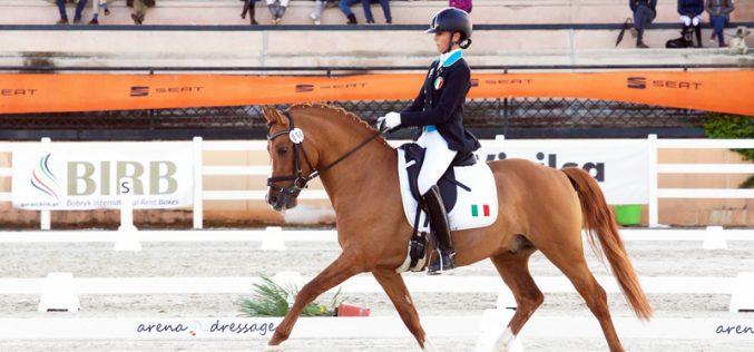 CDI3* Granada: Italiana Lisa Bartz faz a dobradinha em Espanha