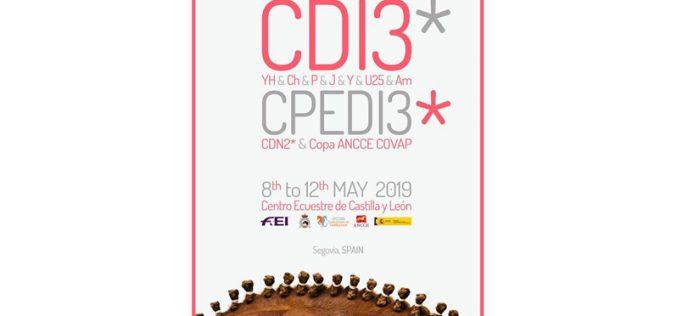 Onze portugueses inscritos no CDI3* de Segóvia