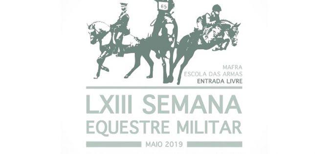 Mafra: A LXIII Semana Equestre Militar inicia-se hoje