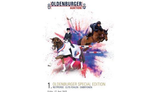 Premiere: 1st Oldenburger Special Edition