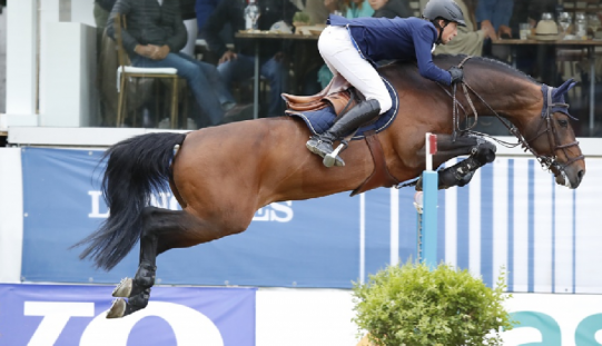 Fantastic Fuchs Elated After LGCT Grand Prix of Madrid Win