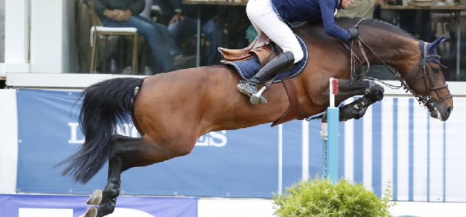Fantastic Fuchs Elated After LGCT Grand Prix of Madrid Win