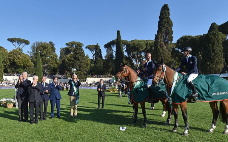 CSIO Rome: Sweden sweeps to victory in INTESA SANPAOLO Nations Cup (VIDEO)