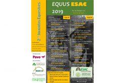 "ESAC promove Jornadas Equestres ""Equus"""