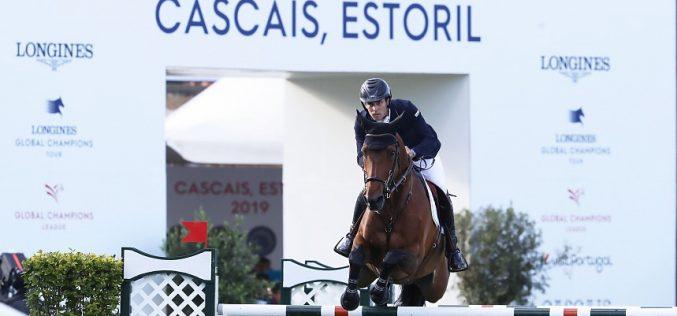 CSI5* Cascais: Irlandês Mark McAuley vence primeira prova – Portugueses entre o Top 10