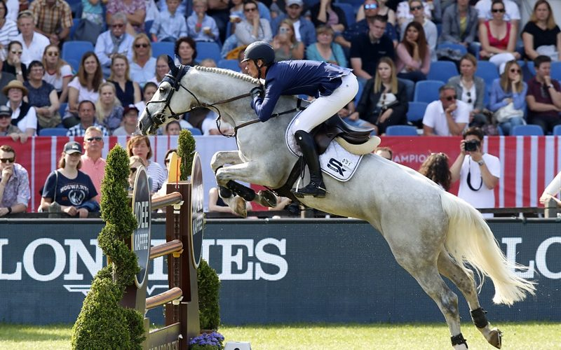 Deusser clinches triumphant home win and seizes LGCT ranking lead (VIDEO)