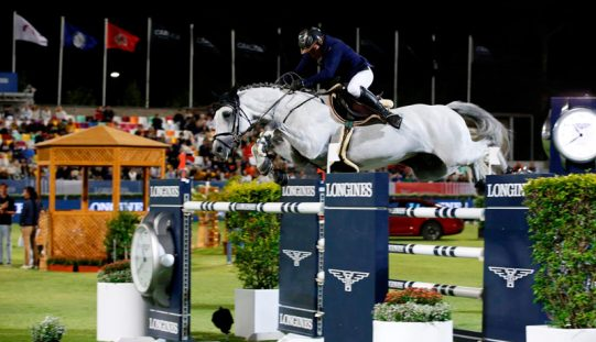 """""""I love this horse!"""" Elated Robert Triumphs in Prelude to LGCT Cascais Showdown"""