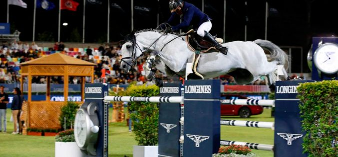 """I love this horse!"" Elated Robert Triumphs in Prelude to LGCT Cascais Showdown"