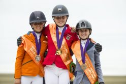 Super sport at FEI Youth Jumping Championships in Zuidwolde